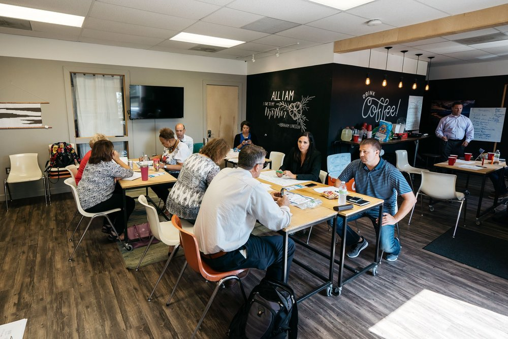 The Fellow Coworking Event Space Conference Room Meeting Space Rent Manhattan Kansas Business
