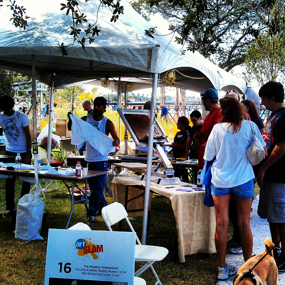 Art Slam Bradenton
