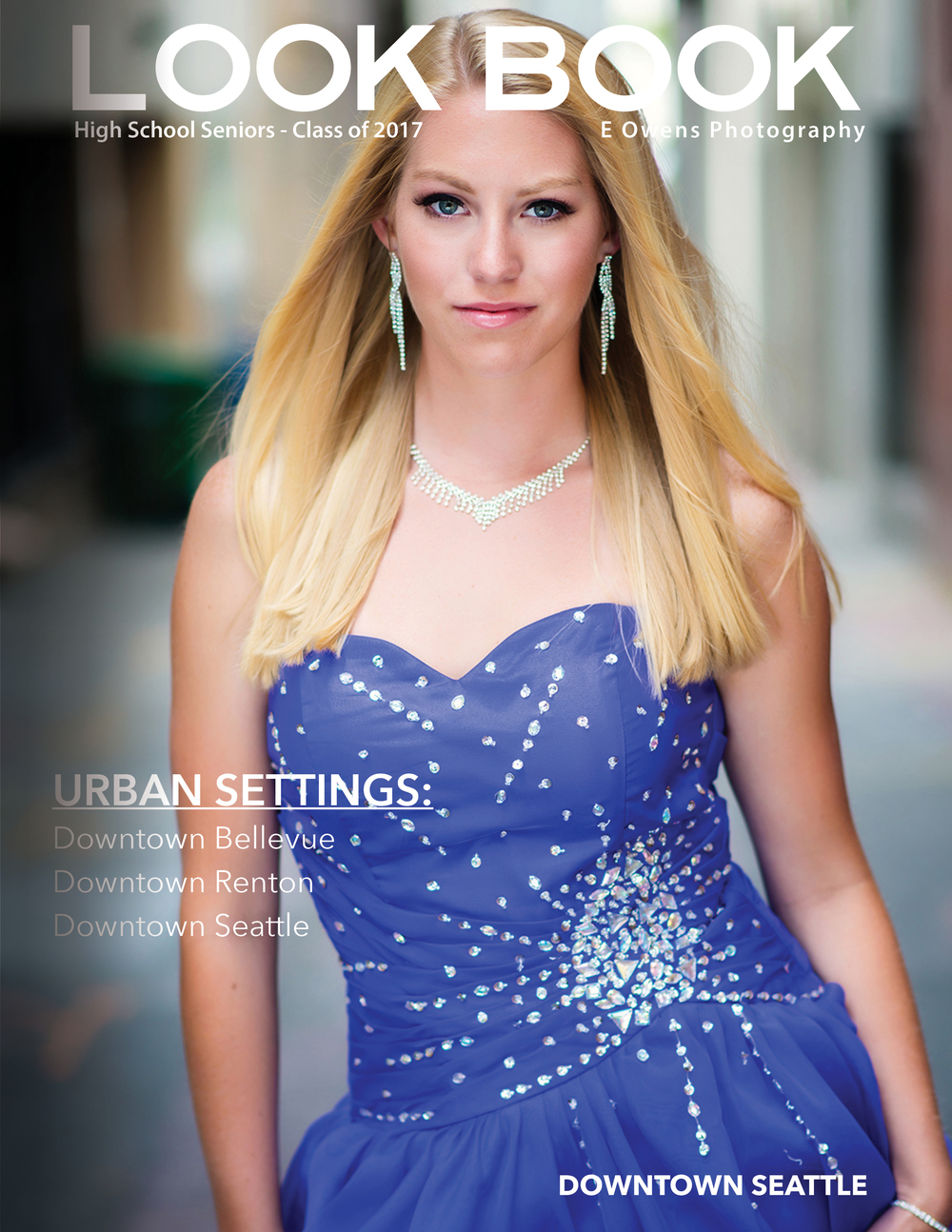 LOOK BOOK - Urban Setting