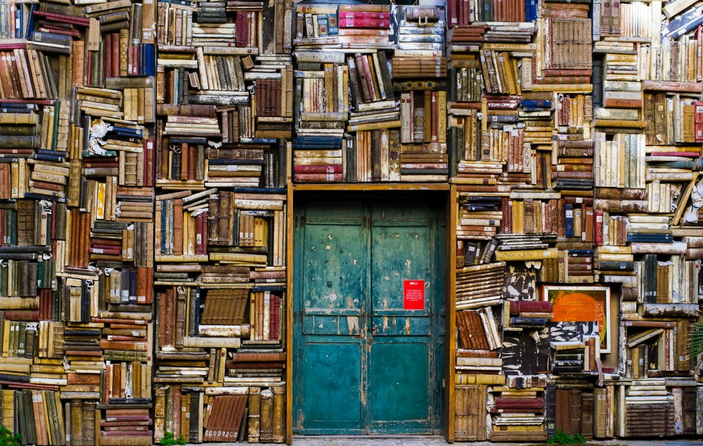Knowledge is key. - Find the right door.