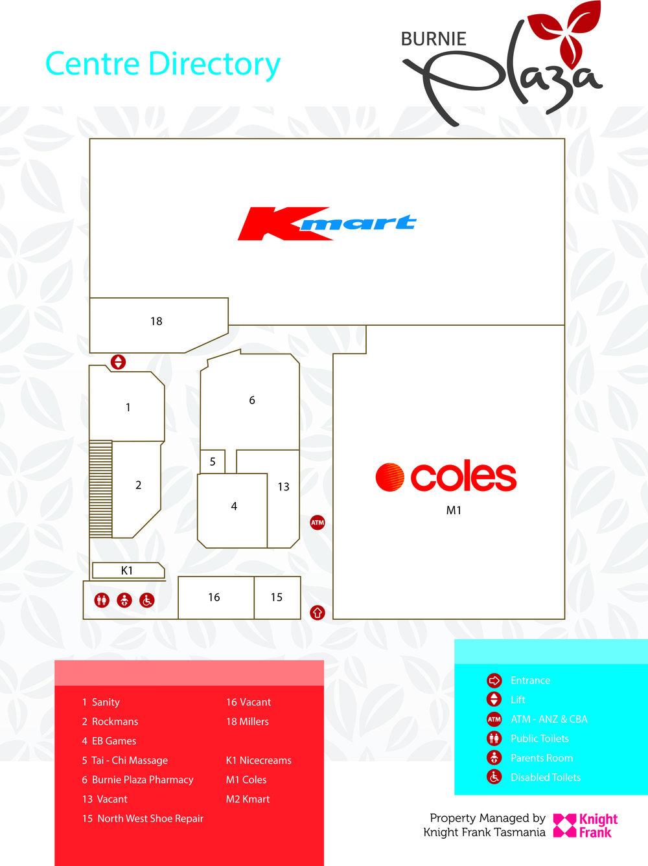 Burnie Plaza Centre Directory.jpg