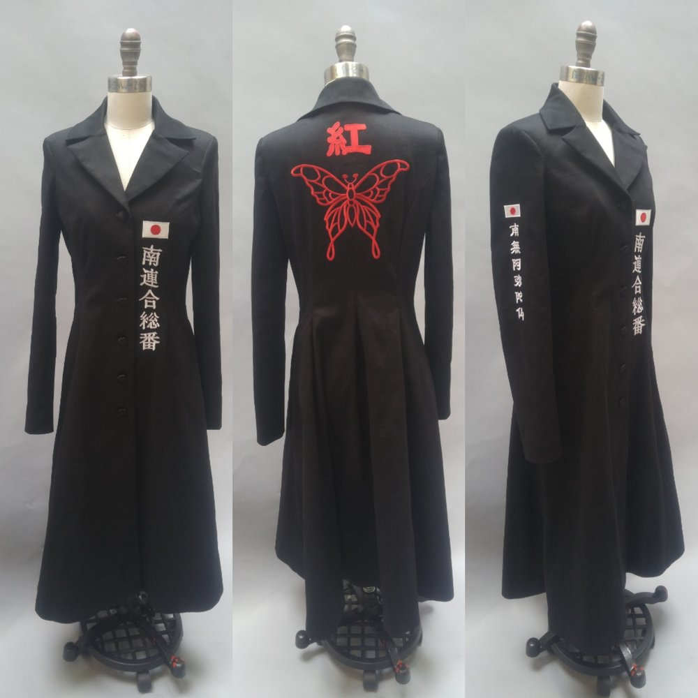 Custom cosplay Coat Fruits Basket