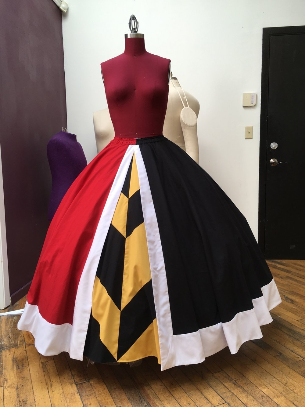 Queen of hears Skirt