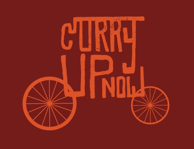 curry up now truck