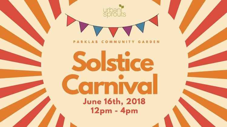 free solstice carnival spark social sf