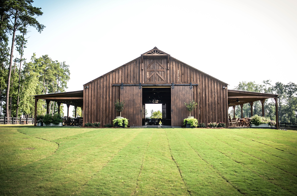 THE MAGNOLIA BARN