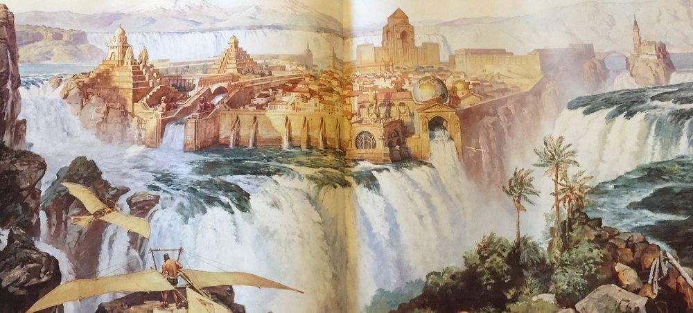 Waterfall City (62-3)