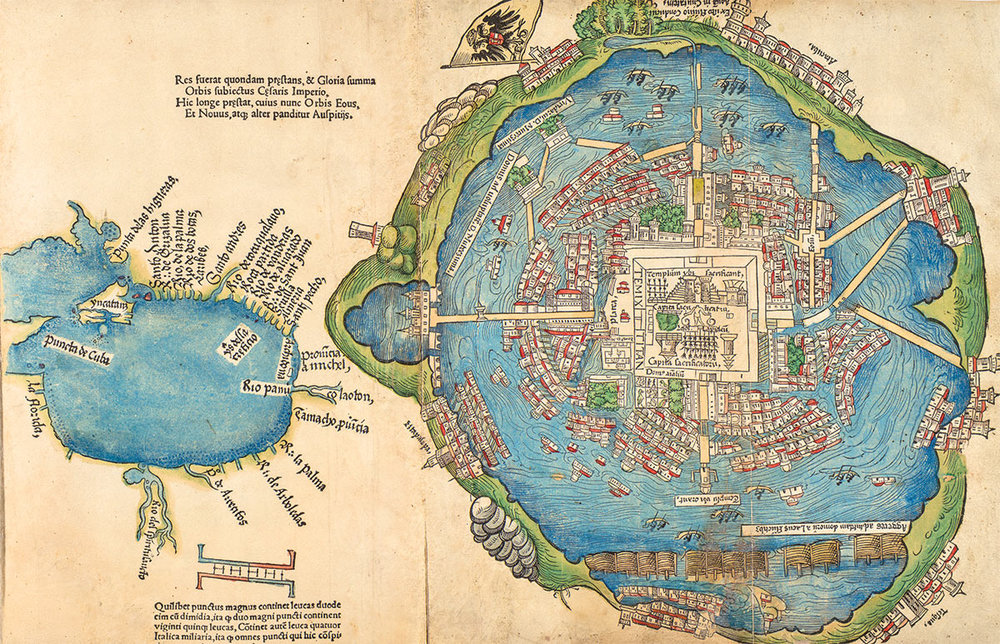 Photo retireved from http://www.mexicolore.co.uk/aztecs/music/poetic-imagery-of-tenochtitlan-in-mexica-songs