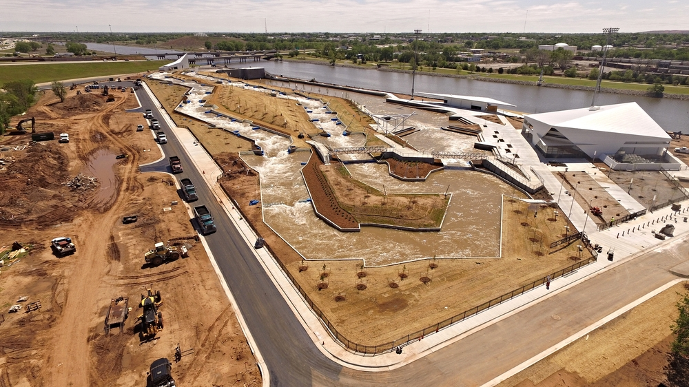 Riversport Rapids OKC