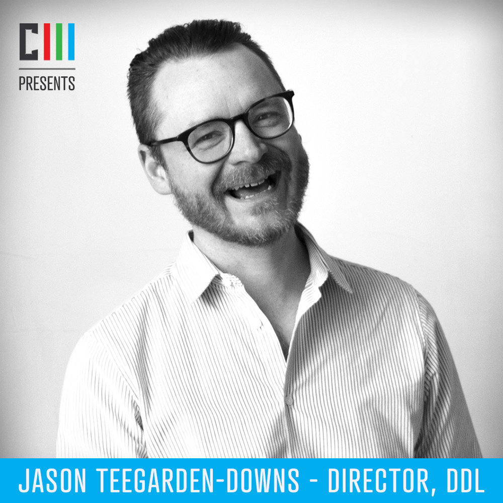Jason Teegarden-Downs - Director & Co-Founder, Delicious Design LeagueJason Teegarden-Downs is the Co-Founder of Delicious Design League, a Chicago design and Illustration agency. They create limited edition posters and partner with brands that connect target audiences through custom, unique, and bold ideas that rise above the day to day noise.