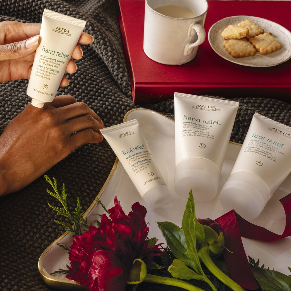 Gift of Renewal $52(20% savings) - Hand and Foot Relief for softness and smoothness at home or on the go.