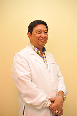 Dr. Tun Hla , BDS, DDS                     Our founding dentist