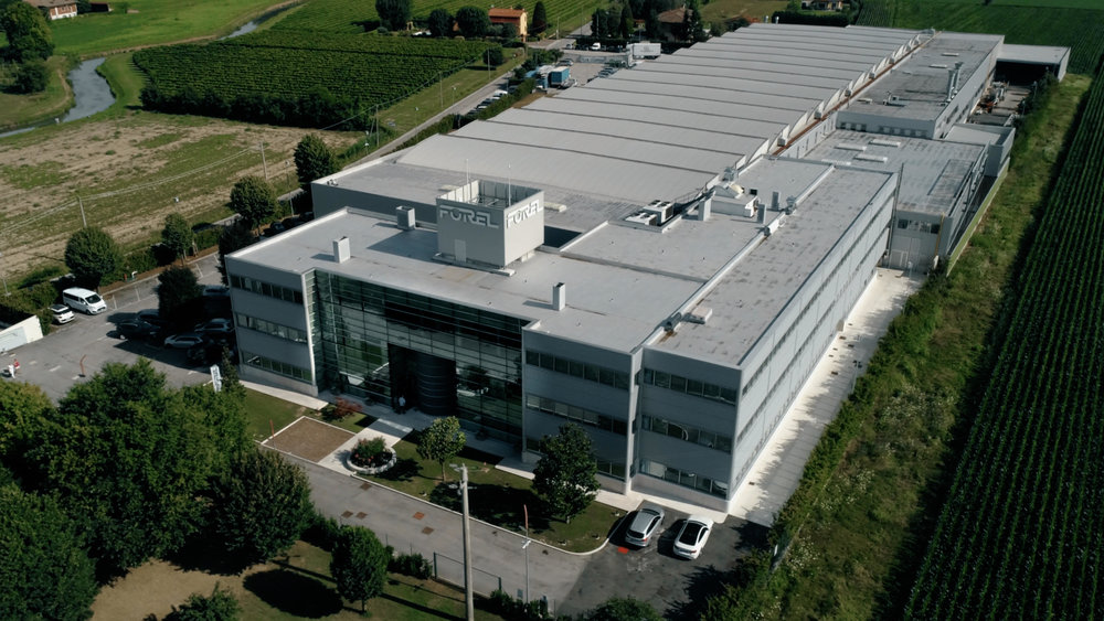 Forel Plant - Treviso (Italy)