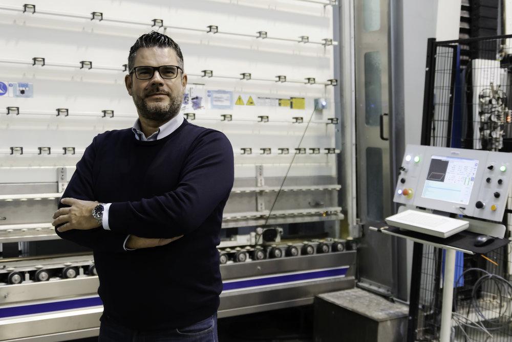 Robert Miklus, owner of Formator