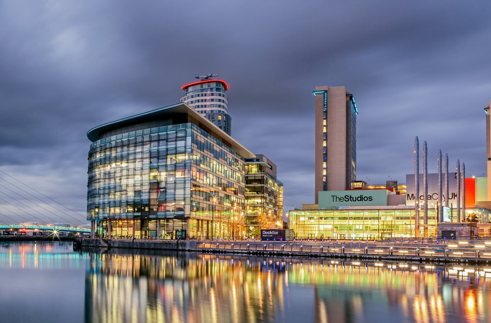 BBC Headquarters - London