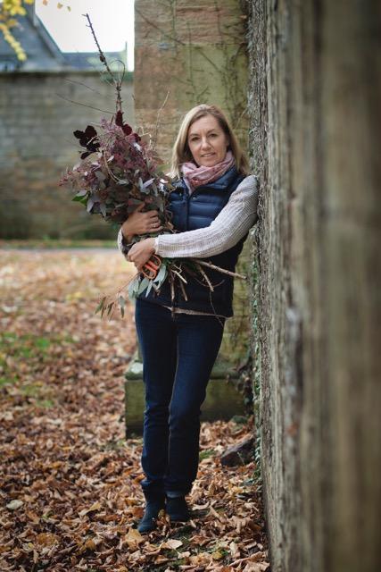Alison Doxey MDPF - award winning floral artist & designer