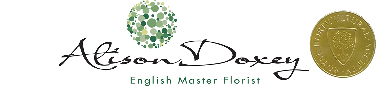 Alison Doxey English Master Florist