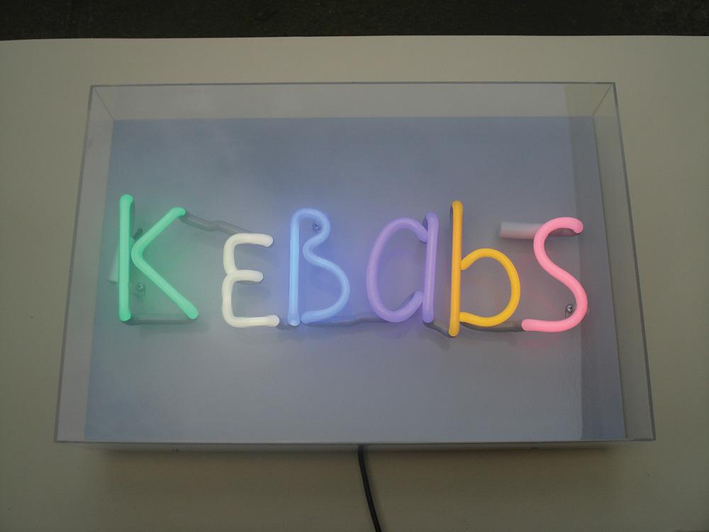 Kebabs (neon)