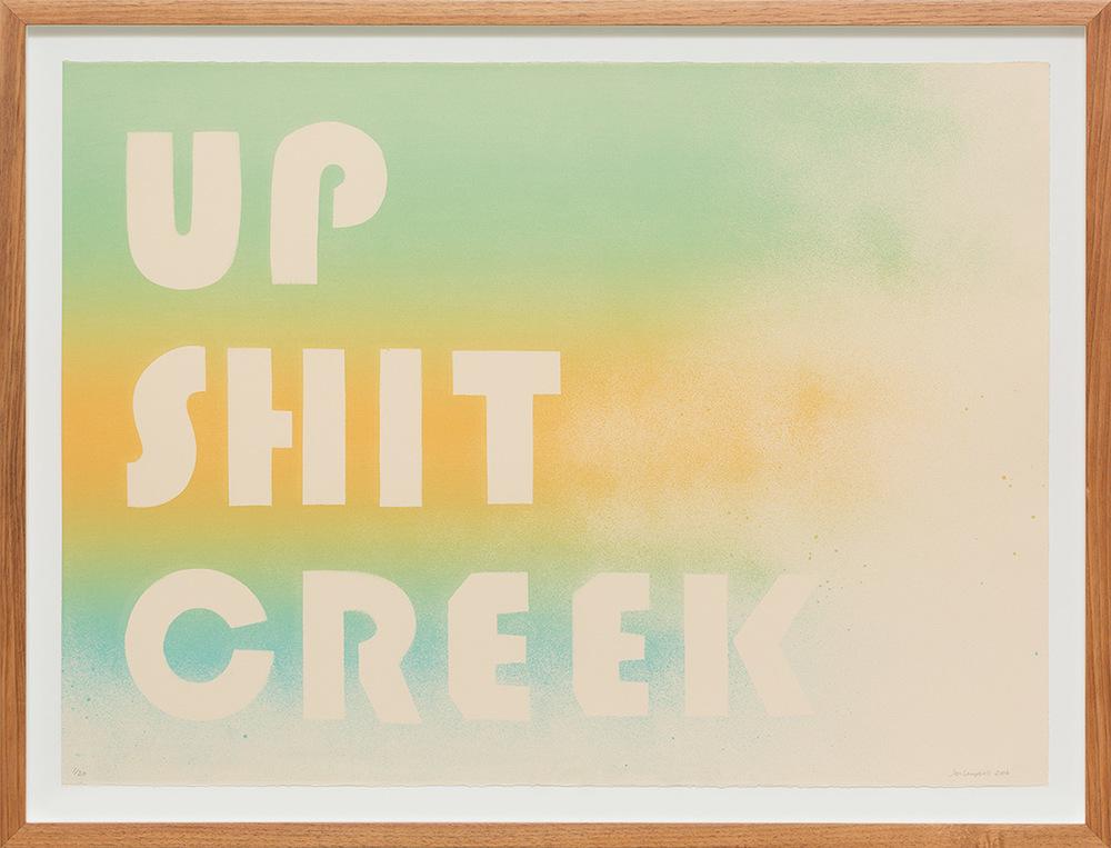 Up Shit Creek