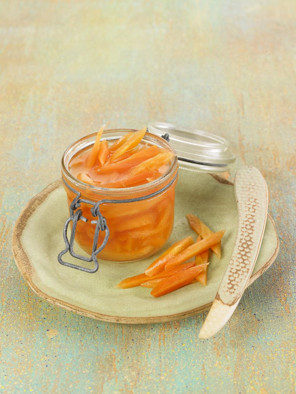 Pickles-zanahoria