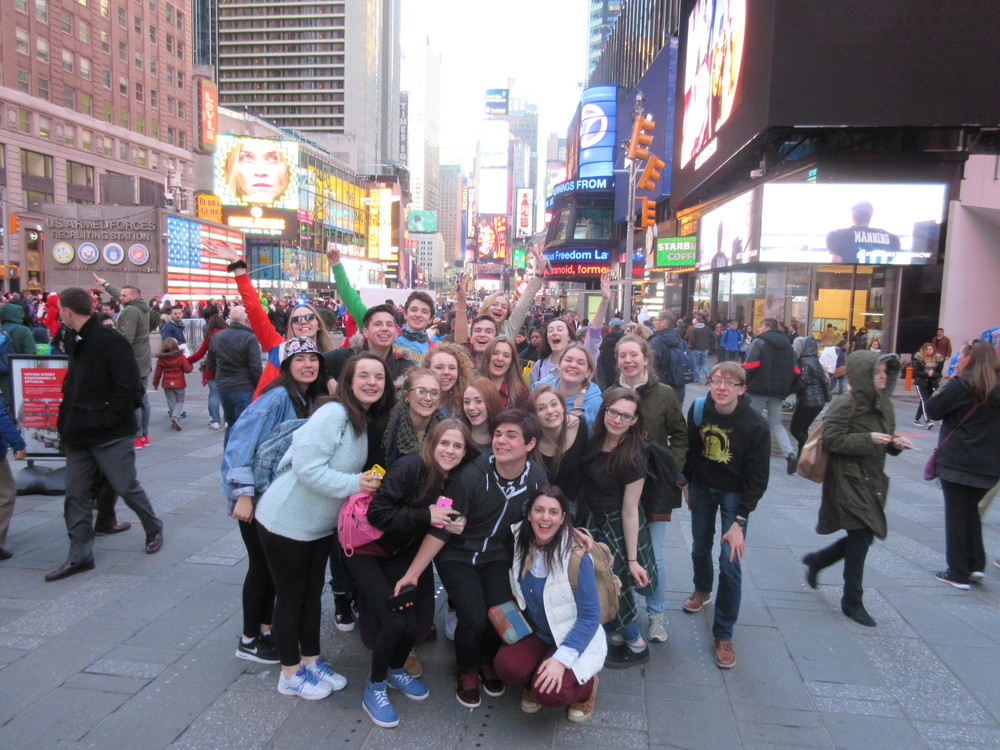 See Times Square for yourself! It's awesome!