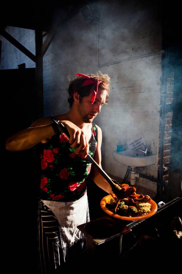 smokey tails jona serving.jpg