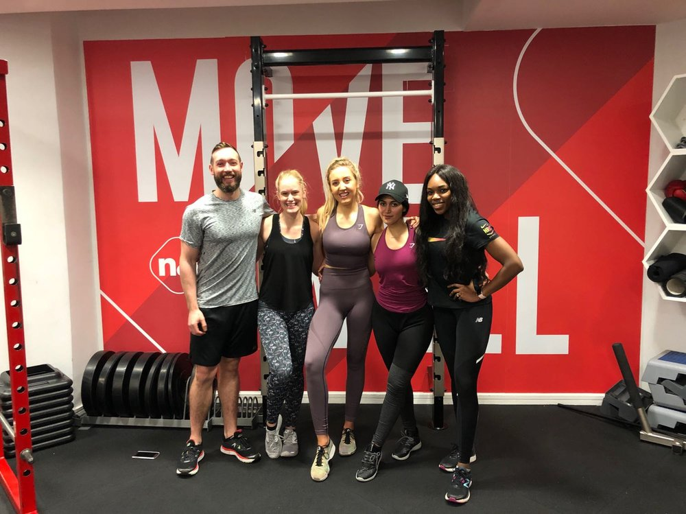 Fitness Session at No.1 Fitness London