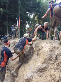 Tough Mudder - Merrell Mudders