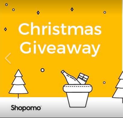 Christmas Campaign for Shopomo