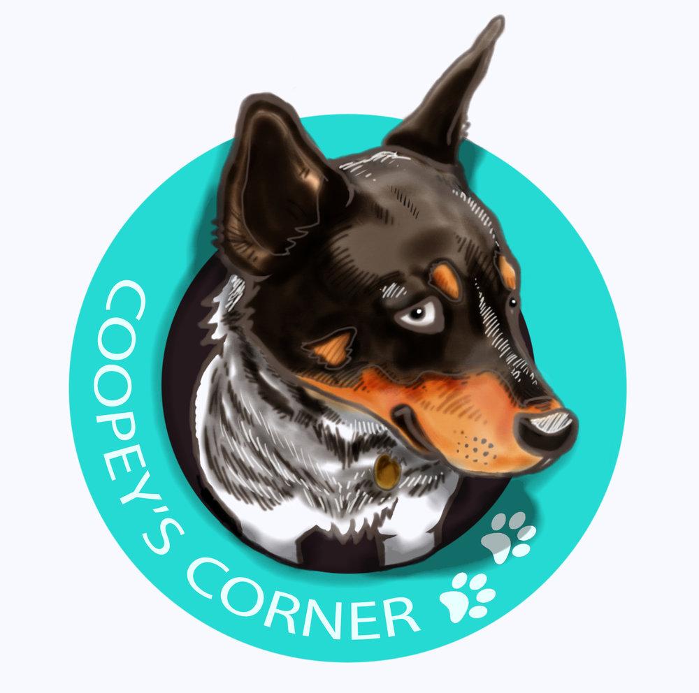 Coopey's Corner Etsy Store Logo