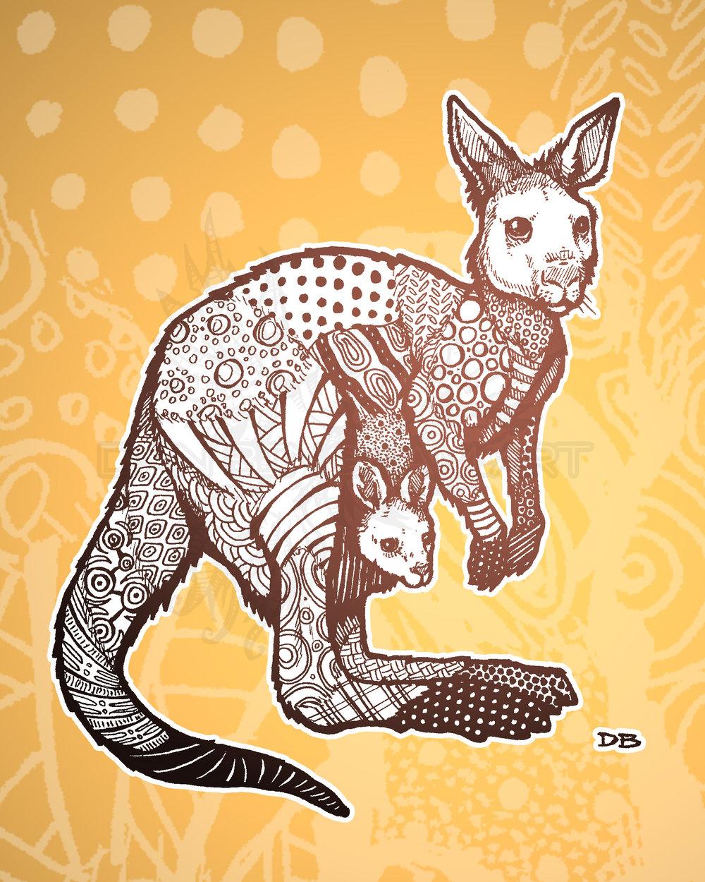 Zen Kangaroo