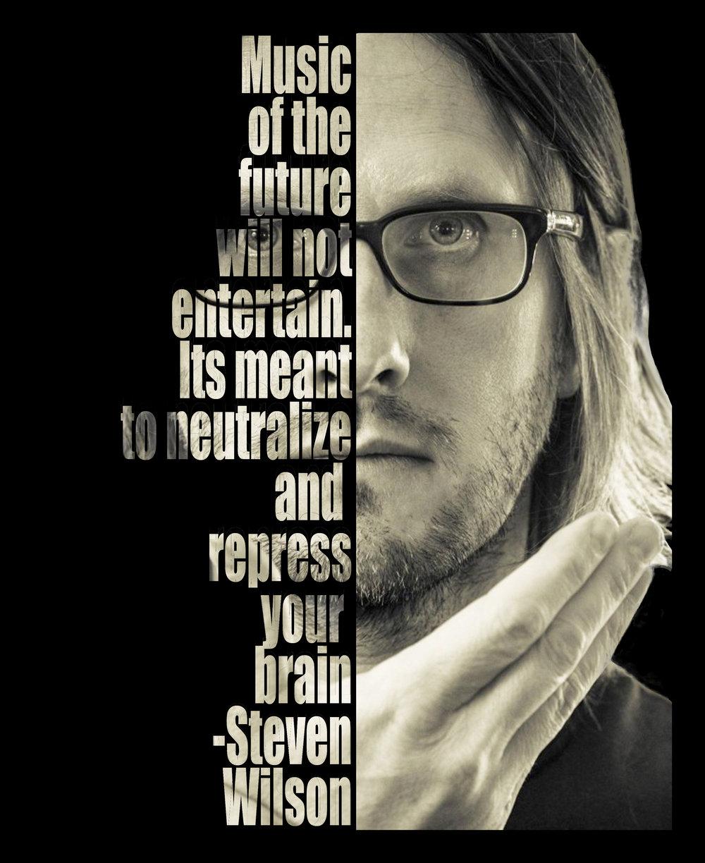 Steven Wilson (of Porcupine Tree)