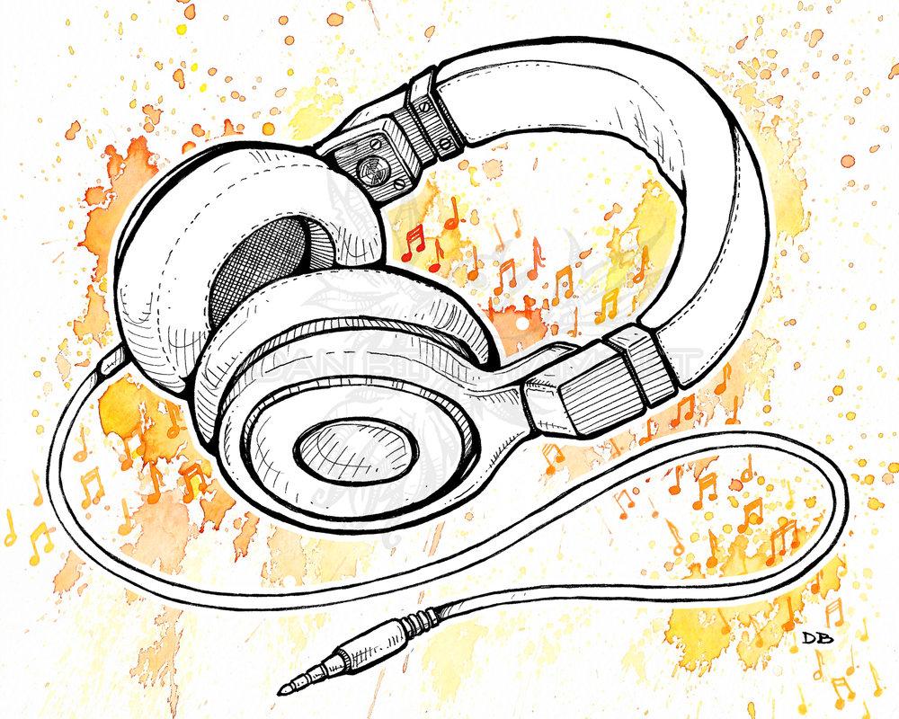 Headphones (Splash)