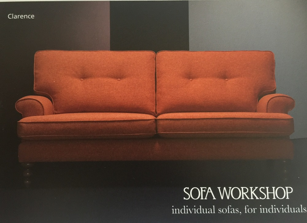 Sofa Choices - Atom interior styling
