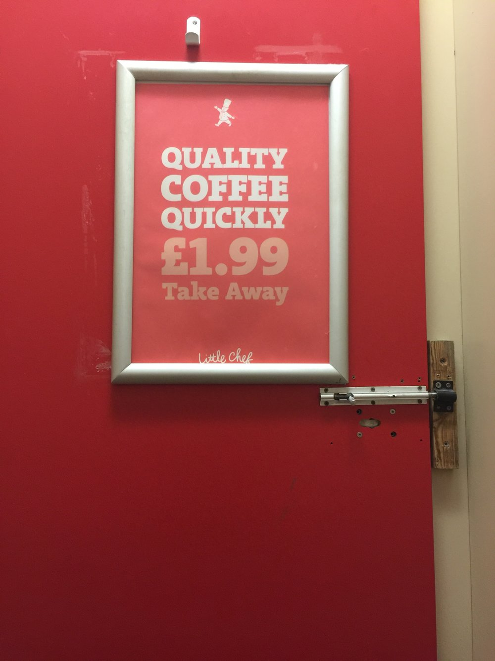 Firstly quality coffee quickly? The only thing I did was exit very quickly, well when they finally charged me for my breakfast and not the other tables 😳need I describe the picture? I think it speaks for itself.