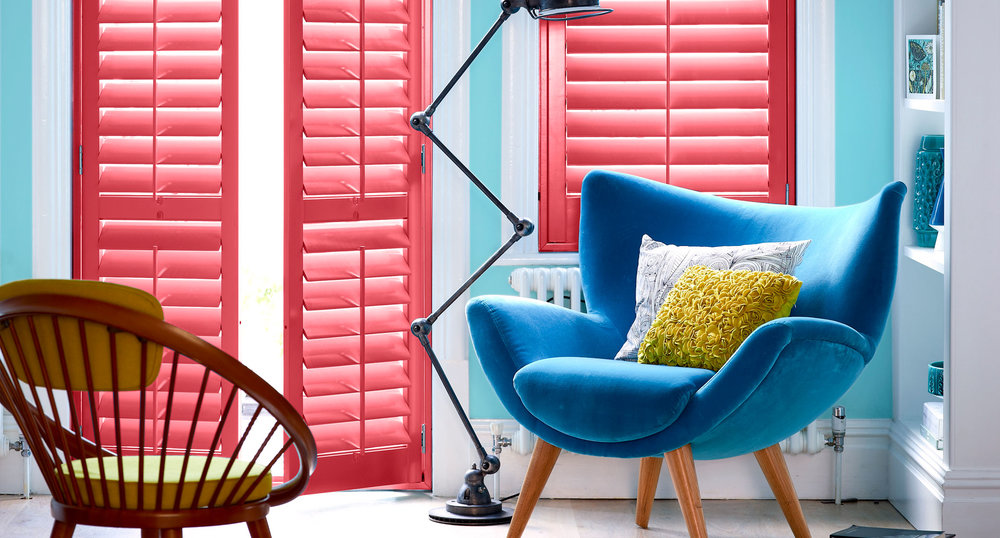 Photos by Painthouse  Shutters by California Shutters  Shutters in Jenson walls in Hudson