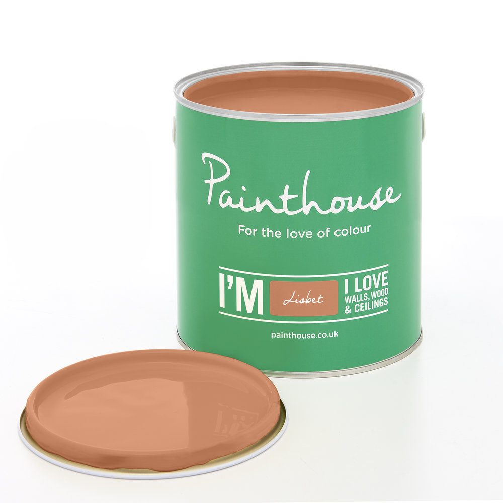 Lisbet - From the Naturals PaletteUsing Browns within your interiors is Earthy, Simple and Dependable.Available from Atom Paint House