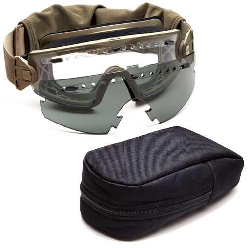 Smith Optics Elite LOPRO Regulator Goggle