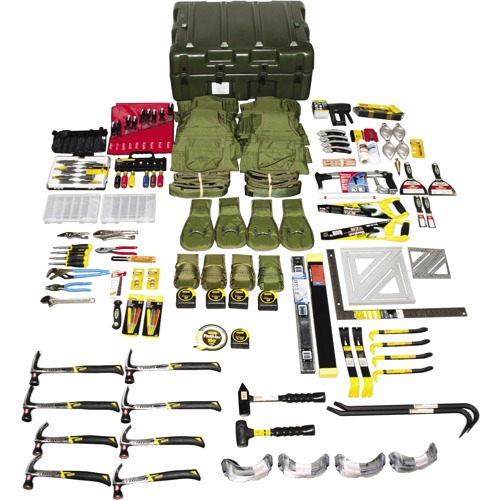 Kipper Tool Carpenter's Squad Tool Set