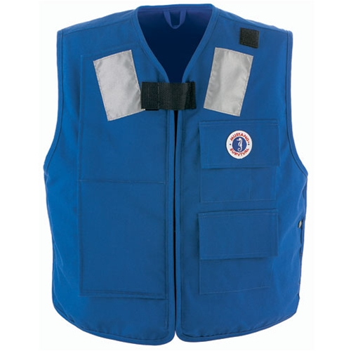 Mustang Survival Vest-Type Life Preserver