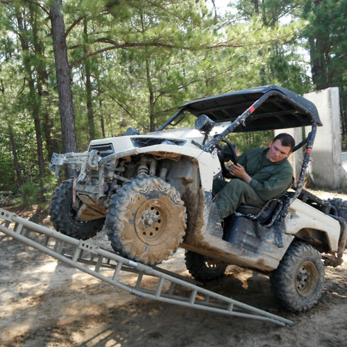 Ruhl Tech Tactical Assault Bridging Ladder