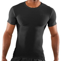 UA Tactical HeatGear® Short Sleeve Compression T-Shirt