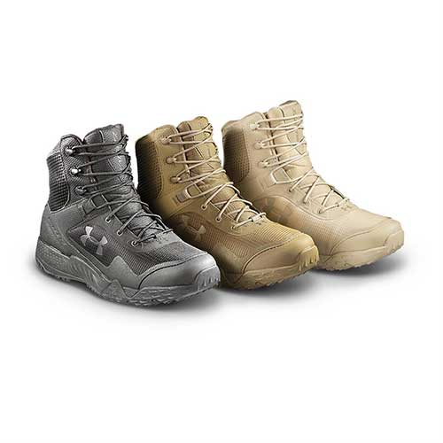 UA Tactical Valsetz RTS Boot