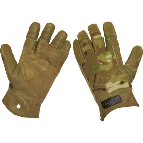 Yates Tactical Rappel/Fast Rope Gloves
