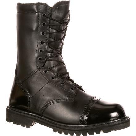 Waterproof ide Zipper Jump Boot