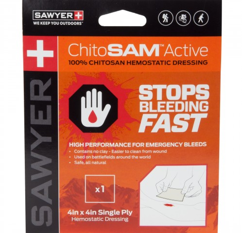 ChitoSAM™ Active Dressing