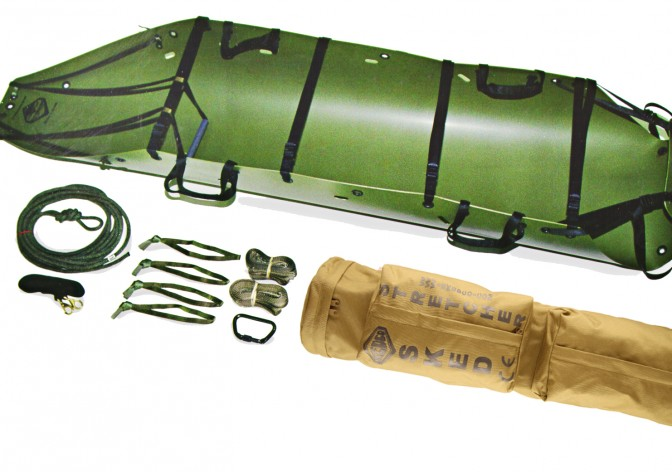 Sked® Basic Rescue System - OD Green
