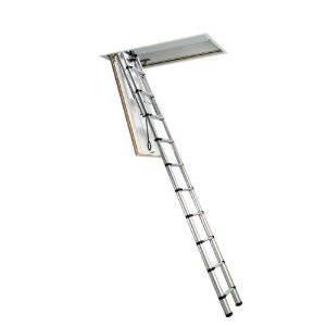 2,7M Adjustable Loft Ladder