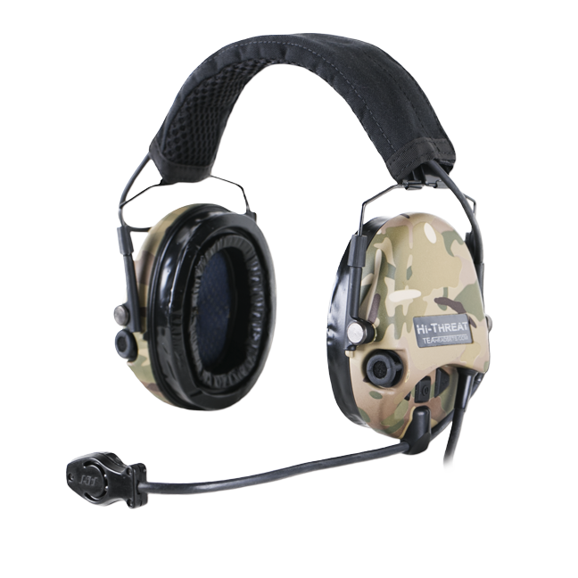 Hi-Threat Headset -Tier 1