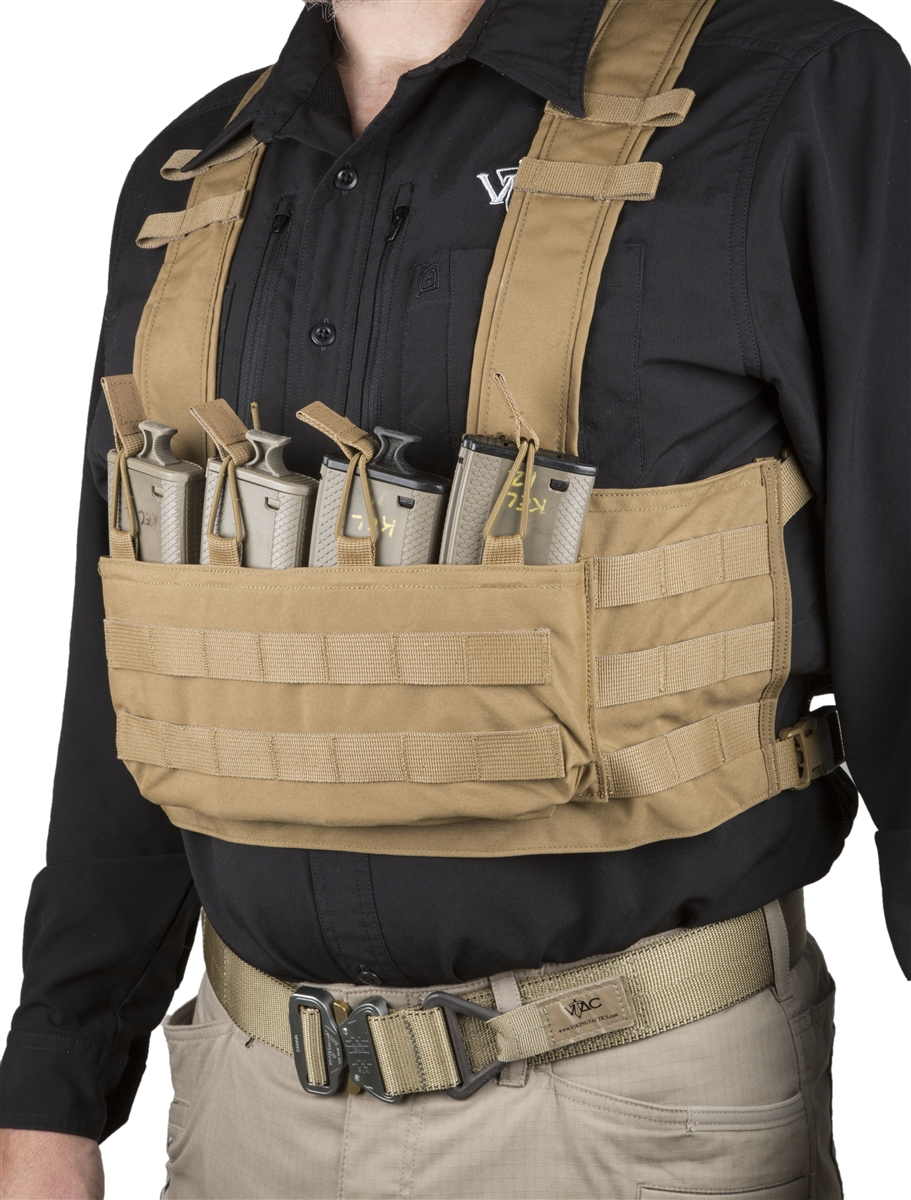 VTAC Assault Chest Rig - Molle